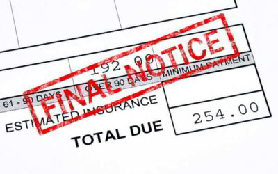 Documentation If Your Debt Collection Case Goes To Trial