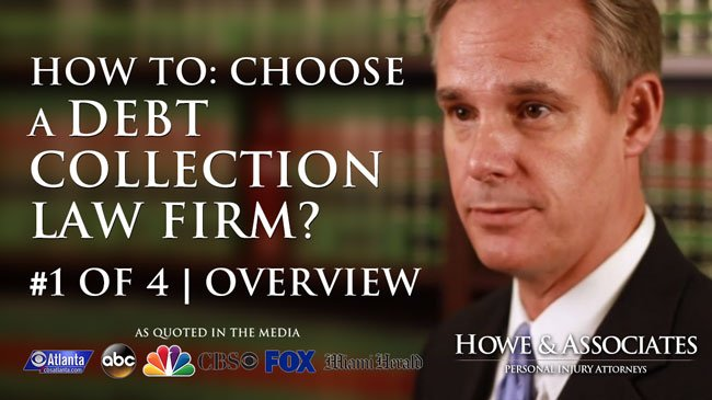 How to Choose a Debt Collection Lawyer