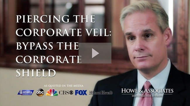 Piercing the Corporate Veil: Legally Bypass The Corporate Shield