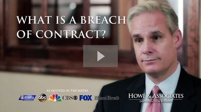 What is a Breach of Contract?
