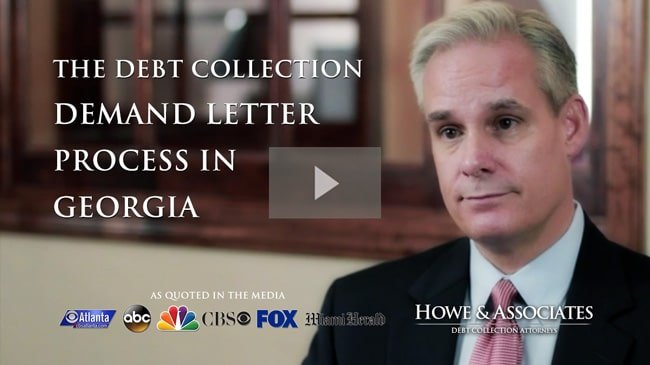 The Debt Collection Demand Letter Process in Georgia
